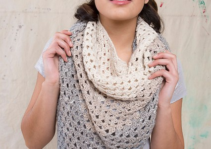 ASTICOU TERRACE Shawl Pattern