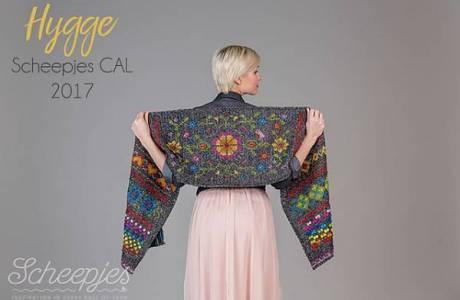 Stunning Shawl Crochet Pattern