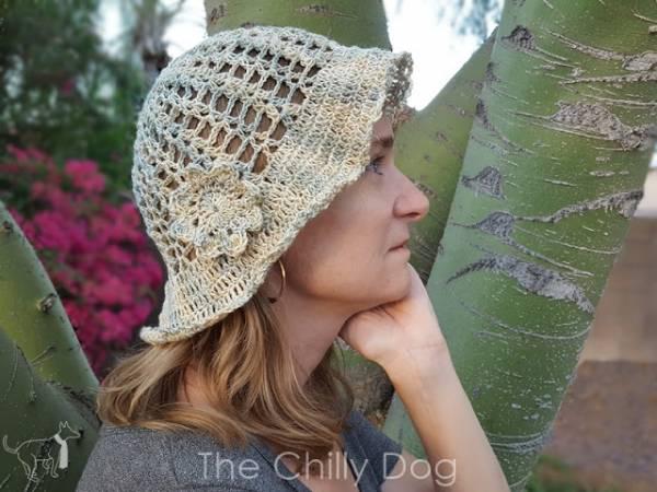 Crochet Pattern Hazy Daze Hat Crochet