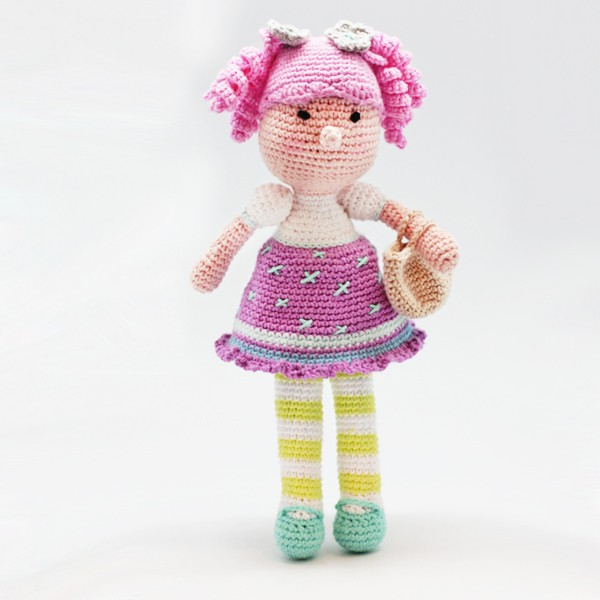 Poppet Doll Pattern