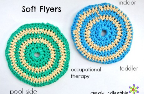 Soft Flyers Crochet Pattern