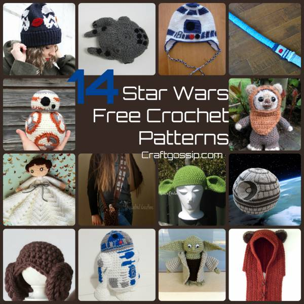 14 Star Wars Crochet Patterns