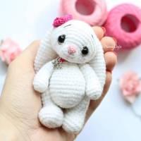 Free Crochet Pattern - Easter Bunny