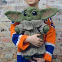 Baby Yoda - The Child Crochet Pattern