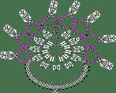 doily crochet pattern
