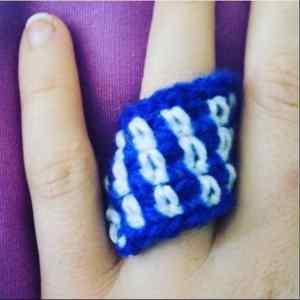 moss crochet stitch granite crochet stitch