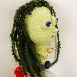 Crochet Mermaid pattern mermaid crochet amigurumi pattern