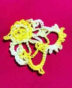 Crochet lace free pattern