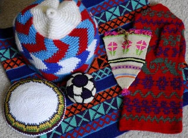 crochetbug, crochet, crocheting, crocheted, tapestry crochet, carol ventura