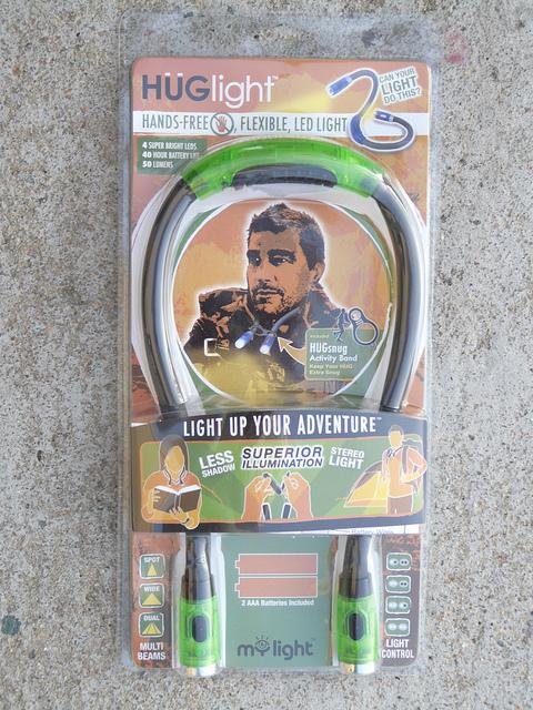 Hug Light, crochetbug, crochet tool, LED light