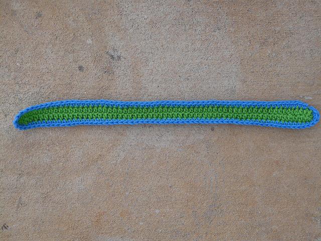 crochet purse strap