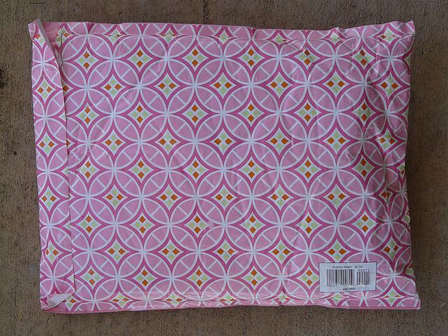 crochetbug, crochet, mystery package, crochet swap, sisterhood of colors