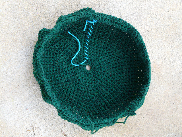 crochetbug, crochet, crochet basket, crochet bag