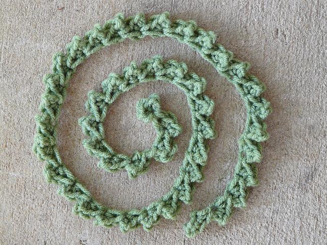 crochetbug, crochet picot, crochet edging, crochet trim, greystone's crafting hands