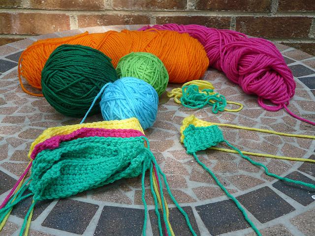 state fair crochet project crochet rectangles crochet squares