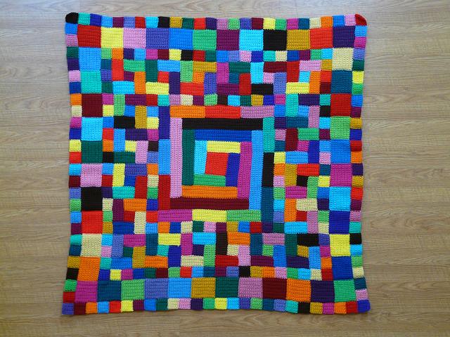crochet blocks crochet blanket