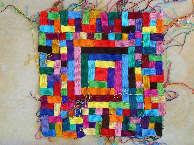 crochet quilt crochet blanket