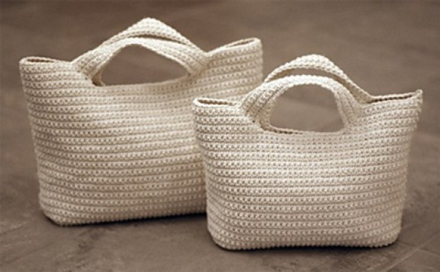crochetbug, crochet purse, crochet tote, crochet handbag, crochet tote, alice merlino