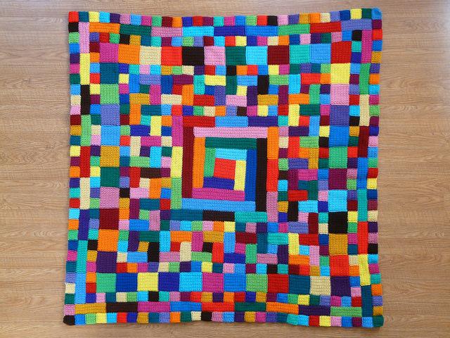 state fair crochet project