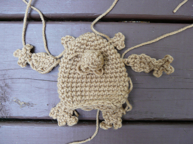 crochetbug, crochet squirrel, amigurumi squirrel, crochet toy, crochet mascot, diy toy