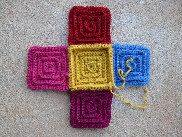 crochetbug, textured crochet squares, textured crochet blanket, textured crochet afghan, textured crochet throw, crochet rug