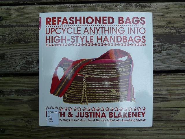diy handbag book