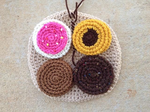 crochet cookies, crochet circles, crochet puzzle, crochet sudoku, crochetbug