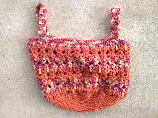 crochet cat bag