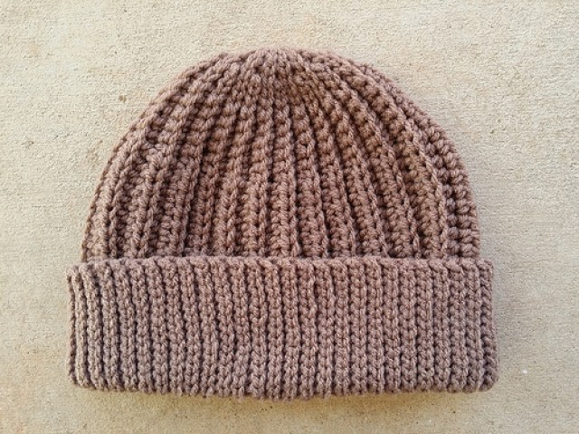 crochetbug, textured crochet hat, textured crochet beanie, ribbed crochet beanie, textured crochet cap,