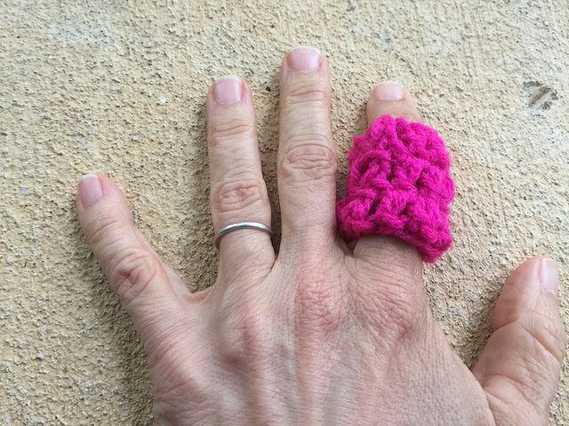 crochetbug, crochet tension regulator