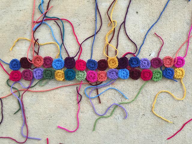 crochet squares granny square