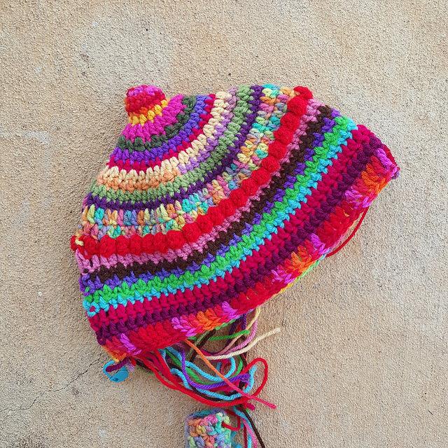 craft smart sangria yarn