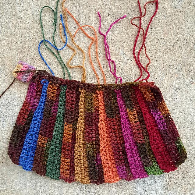 scooby doo inspired crochet baby sweater