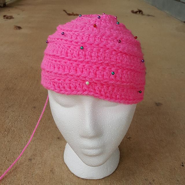 crochetbug, crochet, double crochet, foundation chain, crochet technique, crochet toolkit, crochet hat, crochet cloche