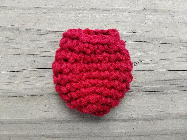 crochetbug, chair leg crochet sock, crochet home decor