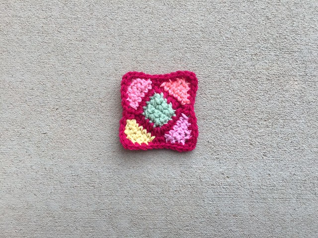 A small rehabbed square