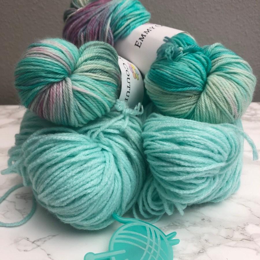 Frost Shawl Yarn