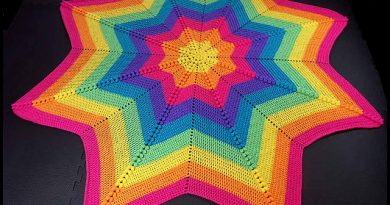 Compass Baby Blanket Patterns