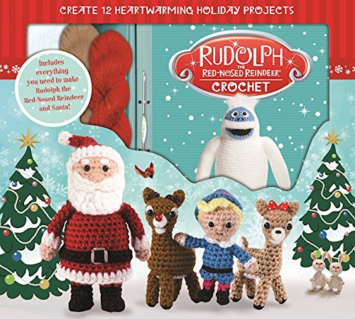 rudolph-the-red-nosed-reindeer-crochet