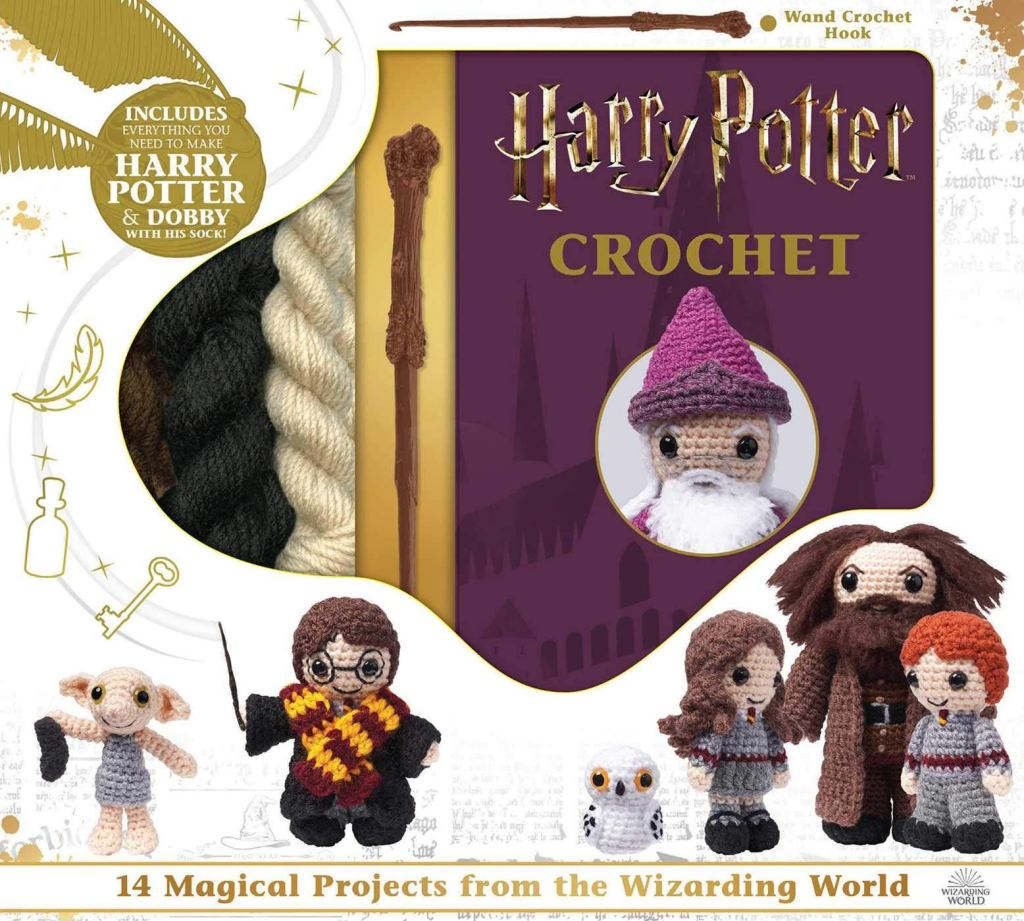 Harry Potter Crochet Kit