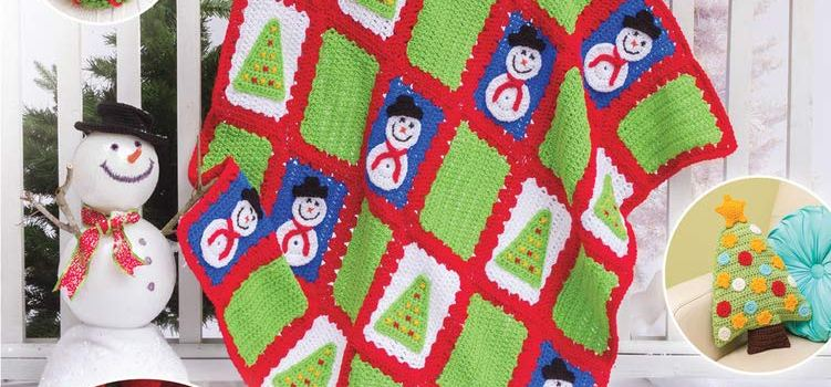 'Tis the Season Christmas Crochet – Make some great gifts and decorate your home!