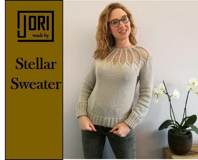 Stellar Sweater