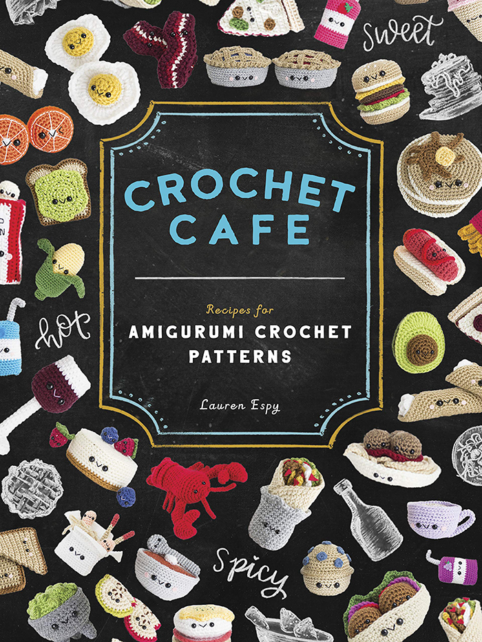 Crochet Cafe Recipes for Amigurumi Crochet Patterns