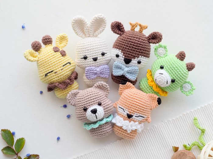 Crochet Mini Toys
