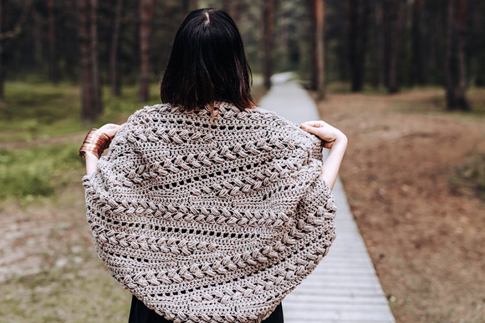 Inmost Cardigan - Crochet Jacket Pattern