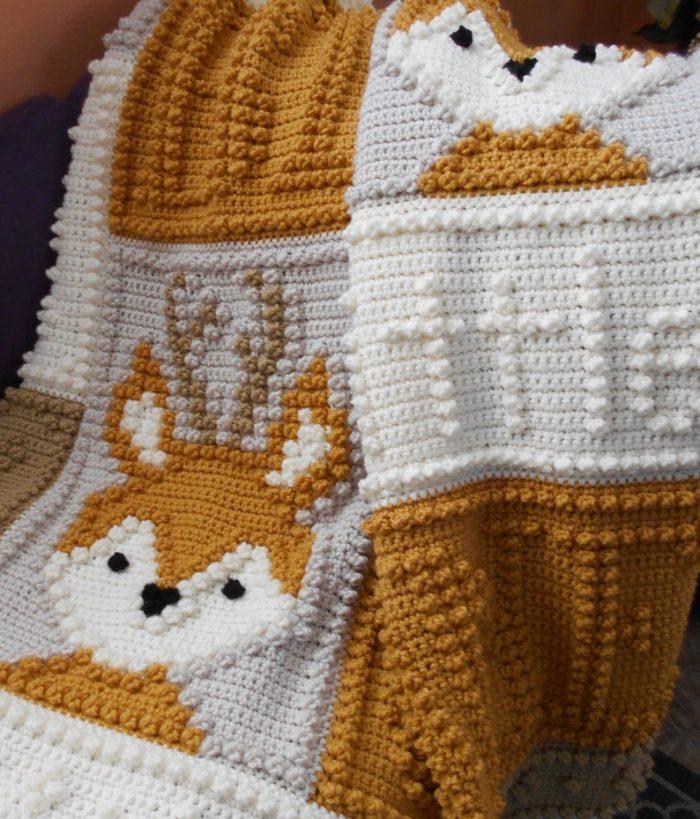 Little One Crochet Blanket