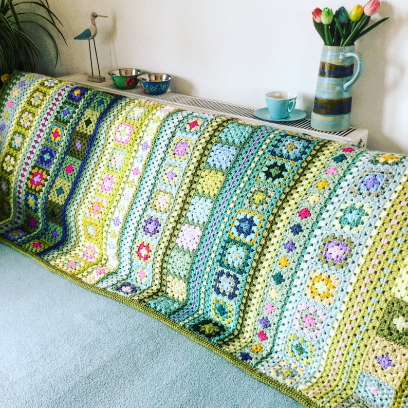 May Blossom Blanket