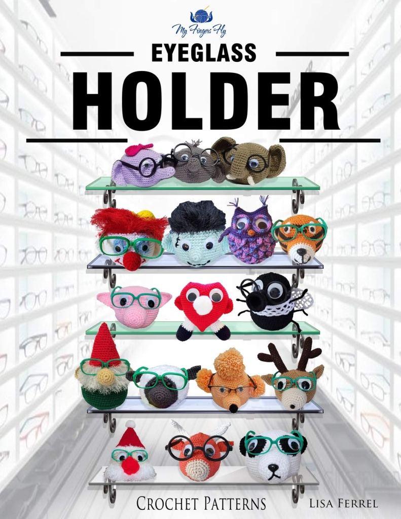 Eyeglass Holder Crochet