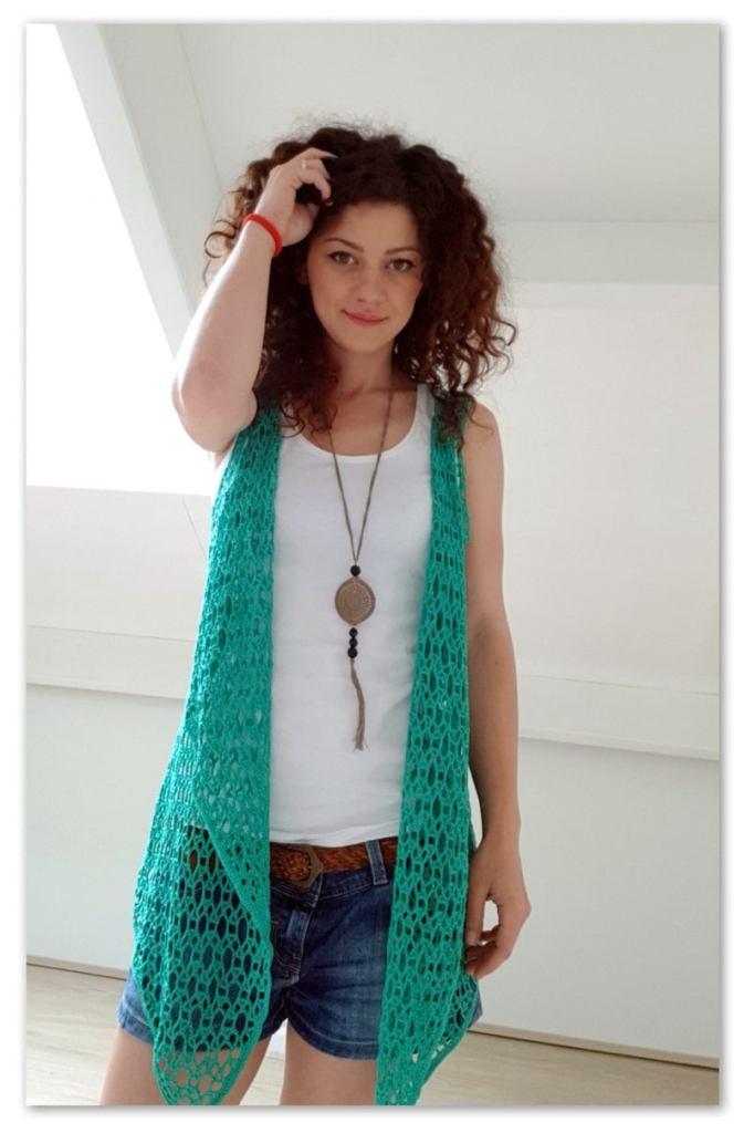 Summer Vest Crochet