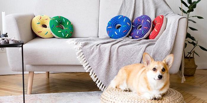 Sweet Donut Crochet Kit